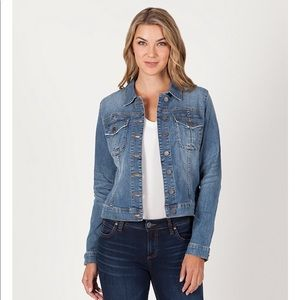 Jean jacket Kut from the Kloth size large